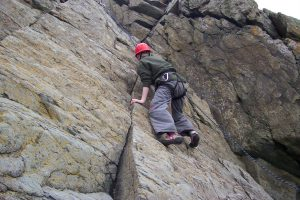 School Trips Wales: Climbing & Abseiling