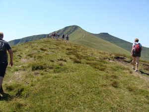 School Trips Wales: Mountaineering