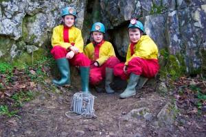 School Trips Wales: Caving