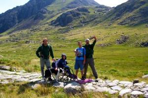 School Trips Wales: Mountaineering
