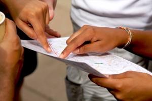 School Trips Wales: Orienteering
