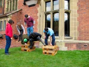 School Trips Wales: Team Games
